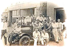jerome volunteer fire department in the 20's