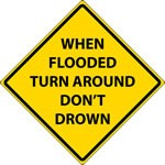 Turn Around – Don't Drown!