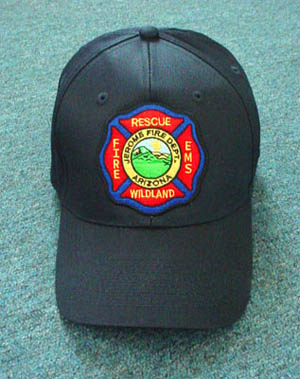 Jerome Fire Department Cap