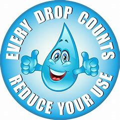 every drop counts logo