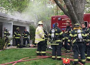 Smokey Conditions & Rescue Training Tonight
