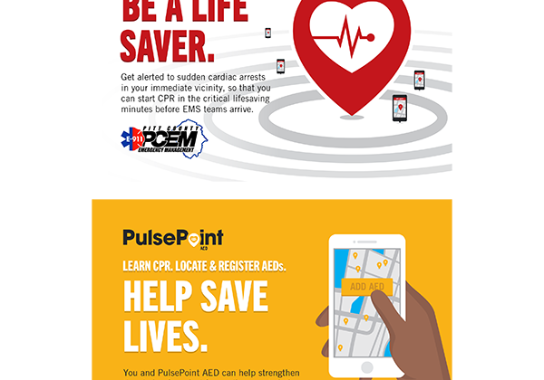 pulse point aed graphic