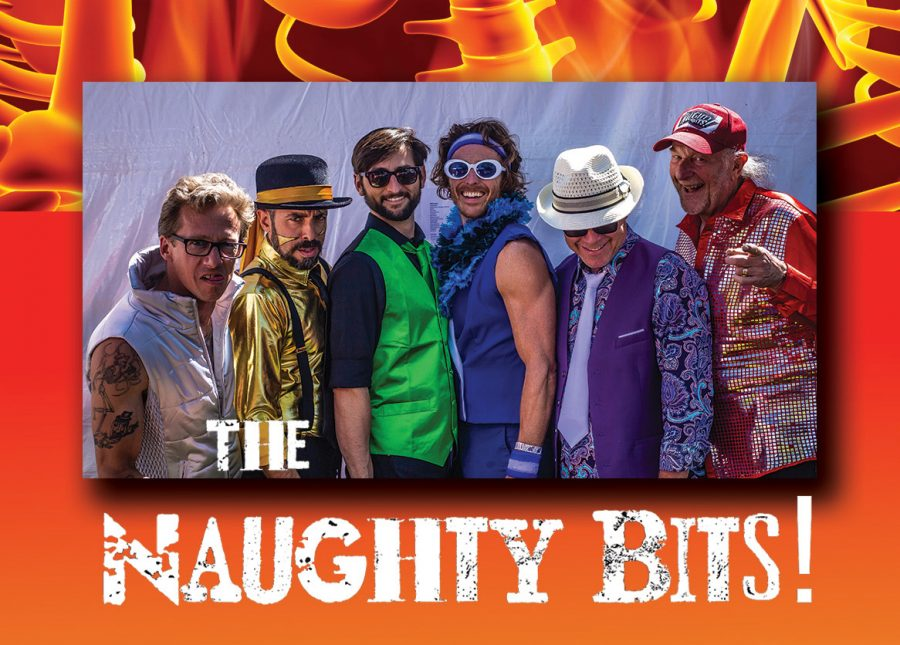 the naughty bits band