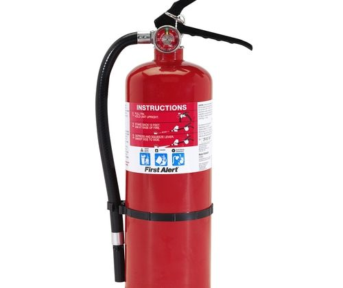 Annual Fire Extinguisher Service